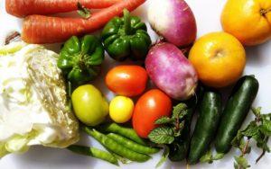Saisonales Obst und Gemüse: Was gibt es im April?