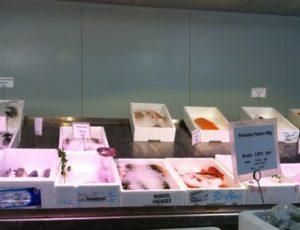 Prendes Fischmarkt